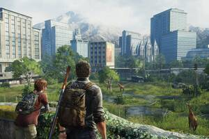 The Last of Us Remastered PS4 Pro Wallpaper