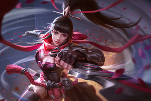 The Legend Of Sword Fighter Wallpaper