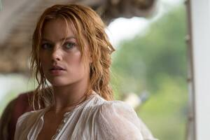 The Legend Of Tarzan Margot Robbie Wallpaper