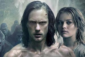 The Legend Of Tarzan Movie Wallpaper
