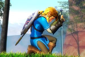 The Legend Of Zelda 3d Art