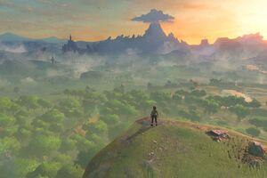 The Legend Of Zelda 4k Wallpaper