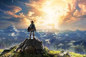 The Legend Of Zelda Breath Of The Wild 4k