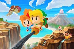 The Legend Of Zelda Links Awakening Wallpaper