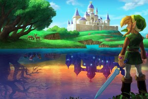 The Legend Of Zelda Video Game Wallpaper