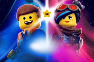 The Lego Movie 2 The Second Part 2019 10k