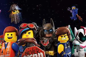 The Lego Movie 2 The Second Part 8k