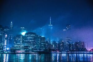 The Lights Of New York 4k Wallpaper