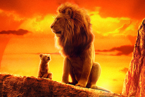The Lion King 2019 4k Movie Wallpaper