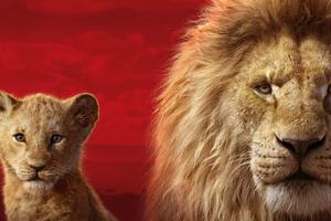 The Lion King 2019 5k Wallpaper
