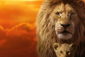 The Lion King 8k Wallpaper