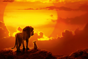 The Lion King Movie 8k Wallpaper