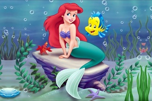 The Little Mermaid Animated Movie