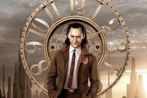 The Loki God Of Mischief Wallpaper