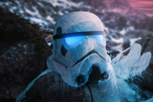 The Lost Trooper Wallpaper