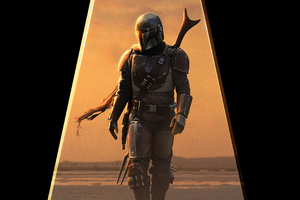 The Mandalorian 2019 4k New