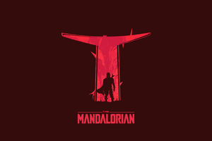The Mandalorian 2019 Art 4k Wallpaper