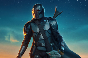 The Mandalorian Season 2 2020 4k
