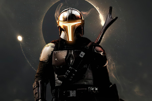 The Mandalorian Season 2 4k 2021 Wallpaper
