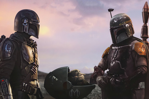 The Mandalorian Season 2 4k Wallpaper