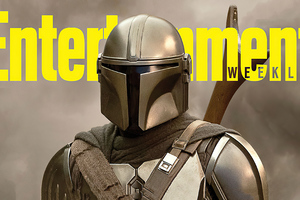The Mandalorian Season 2 Entertainment Weekly Wallpaper