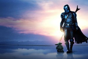 The Mandalorian Season 2 Tv Series Wallpaper
