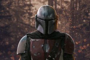 The Mandalorian Tv Series 20194k Wallpaper