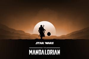 The Mandalorian Yoda 2020
