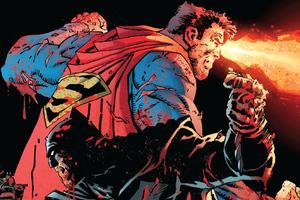 The Master Race Batman And Superman