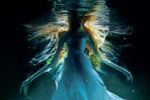 The Mermaid Lake Of The Dead 2018 Movie 8k
