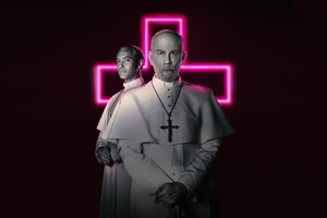 The New Pope Wallpaper