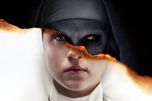 The Nun Movie 8k