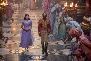 The Nutcracker And The Four Realms 2018 Mackenzie Foy 5k