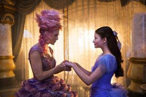 The Nutcracker And The Four Realms 2018 Mackenzie Foy And Keira Knightley Wallpaper