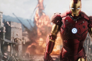 The One And Only Iron Man Wallpaper
