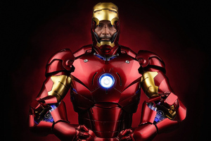 The Only Iron Man