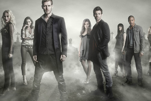 The Originals Tv Show Wallpaper