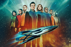 The Orville 4k Wallpaper