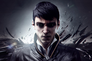 The Outsider Dishonored 2 4k Wallpaper