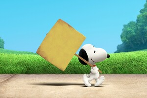 The Peanuts Movie 3 Wallpaper