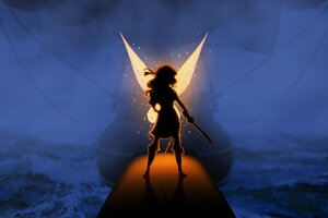 The Pirate Fairy Movie Wallpaper