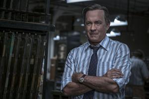 The Post Tom Hanks