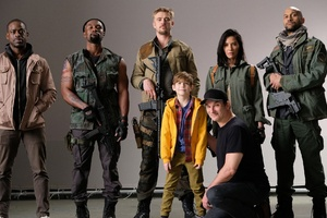 The Predator Movie Cast 2018