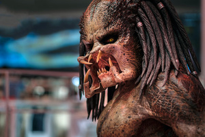 The Predator Movie Entertainment Weekly