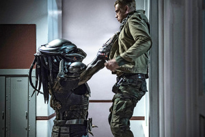 The Predator Movie SDCC First Look