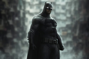 The Protector Of Gotham City Wallpaper