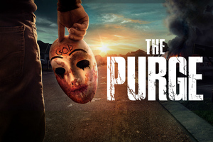 The Purge Tv Series Wallpaper