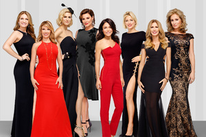 The Real Housewives Of New York City 2018 Wallpaper