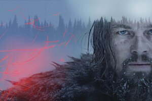 The Revenant Movie 2016 HD Wallpaper