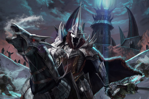 The Rise Of The Witch King